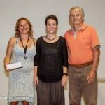 Marta Moretti riceve il premio