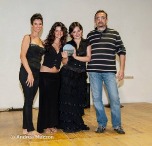 """Yavanna ricevono il premio """"Terre dell'Erbaluce"""""""