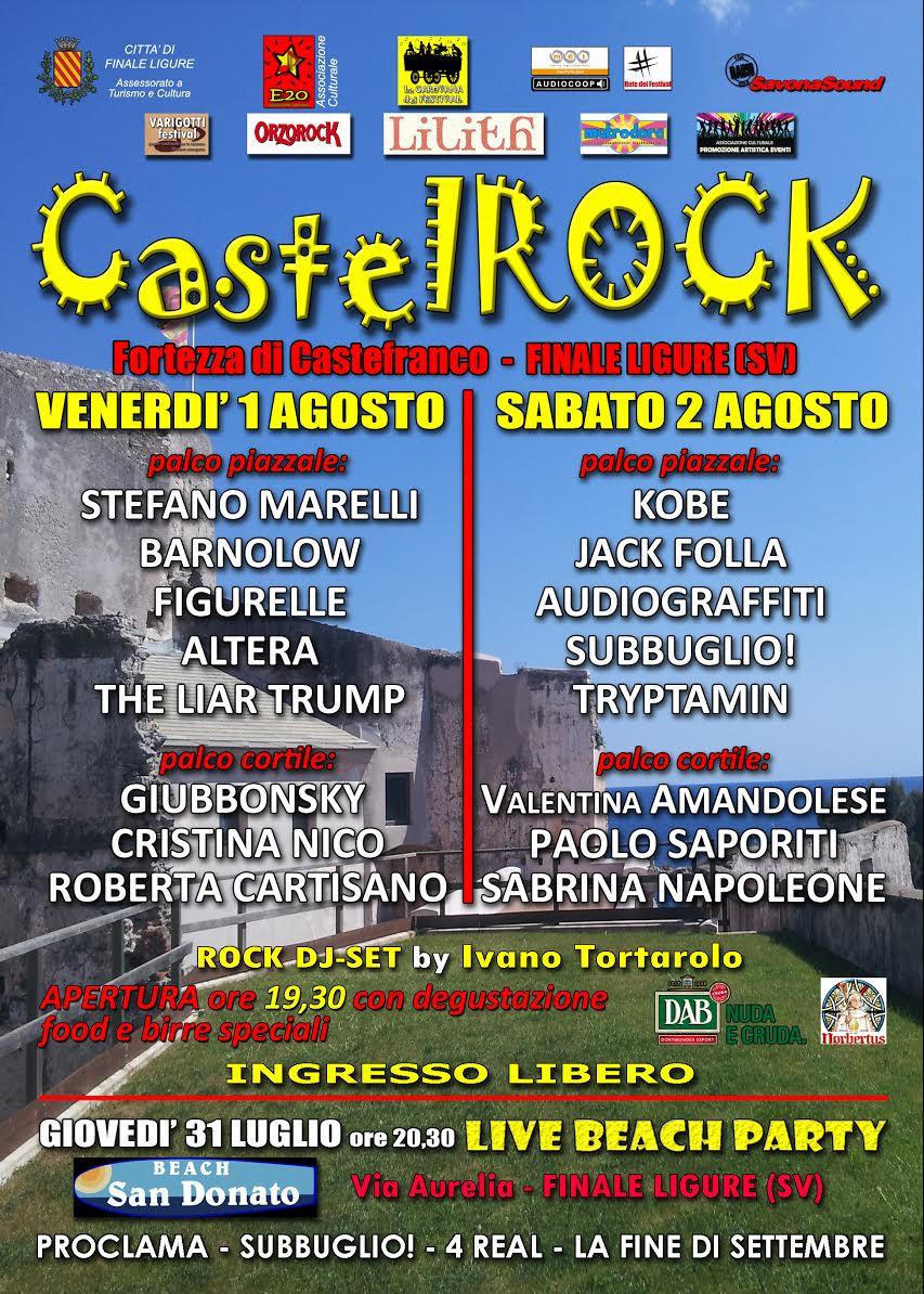Castelrock 2014